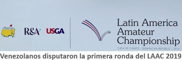 Pichu García está séptimo en el LAAC 2019