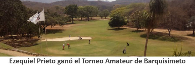 Torneo Amateur Barquisimeto Golf Club