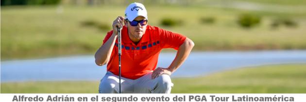 Alfredo Adrián cerró el Cañuelas Championship