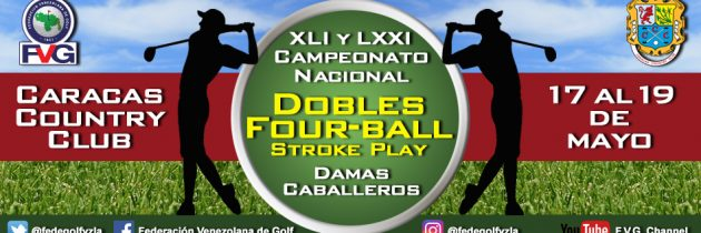Campeonato Nacional Dobles Four-Ball