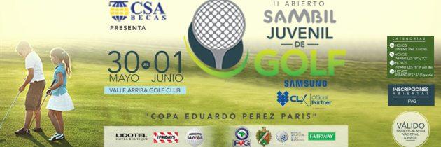 Torneo II Abierto Sambil Juvenil 2019