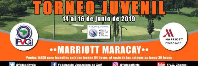 Torneo Juvenil Marriott Maracay