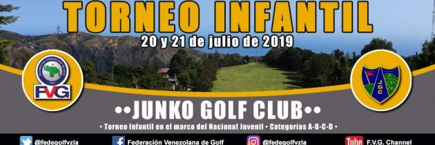Torneo Infantil Junko Golf Club