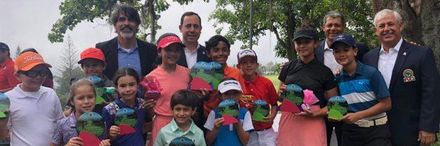 FVG realizó torneo infantil en el Junko Golf Club