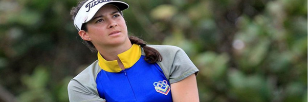 Alazne Urizar finaliza Top 10 en Texarkana Children's Charities Open