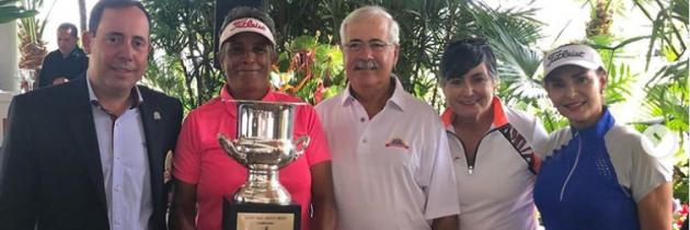 Mercedes Marrero gana el 1er. Campeonato Nacional Senior Damas