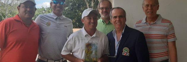 Yean Carlos Sánchez es nuevo campeón nacional de caddies
