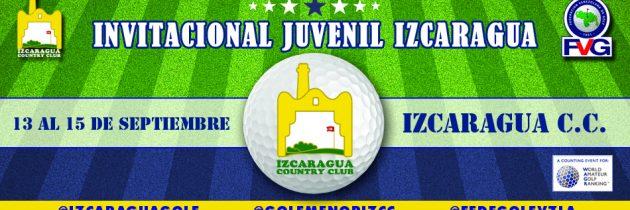 Invitacional Juvenil Izcaragua Country Club