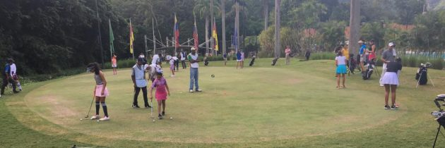 Se realizó el primer torneo del US Kids Golf Local Tour Caracas