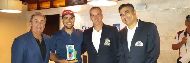 Santiago Quintero y Stephanie Gelleni campeones en Guataparo