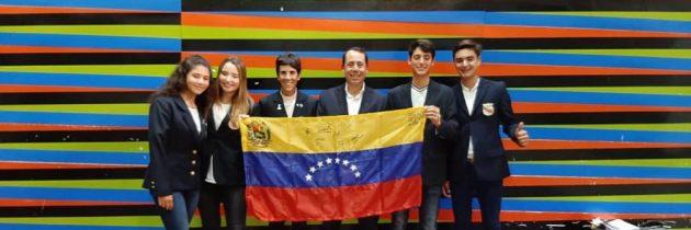 Equipo venezolano partió al Sudamericano Prejuvenil