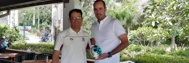 Raúl Sanz campeón del Mid Amateur