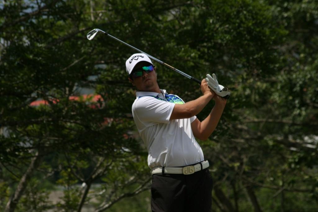 George Trujillo campeón del XV Abierto de Barquisimeto
