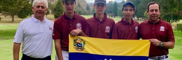 Venezuela campeón Sudamericano Prejuvenil