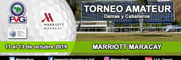 Torneo Marriott Maracay Suspendido
