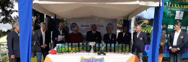 Luis Martínez campeón del ProAm del Junko