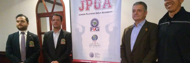 Venezuela sede de Tour Juvenil de Golf JPGA 2020