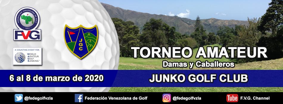 Torneo Amateur Junko Golf Club
