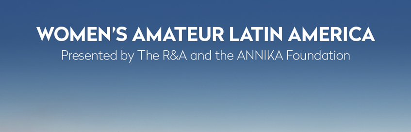 Se lanzó el Women's Amateur Latin America