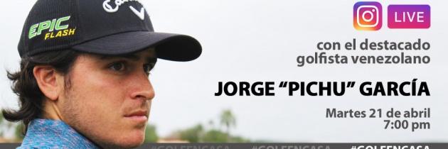 Entrevista con Jorge «Pichu» García