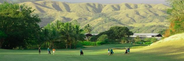 Barquisimeto Golf Club presenta mejoras en sus instalaciones