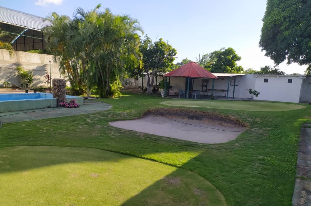 En Punta de Mata el golf se vive
