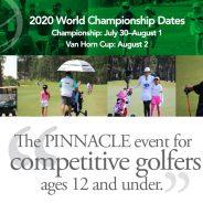 Venezolanos presentes en el World Championship US Kids Golf