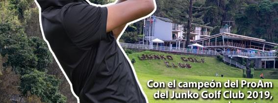 Instagram LIVE – entrevista Luis Martínez destacado jugador amateur nacional