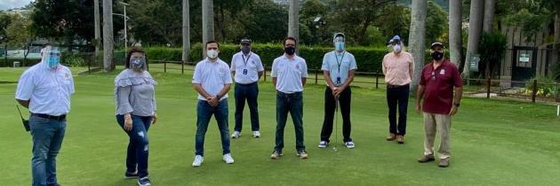El golf regresa al VAGC