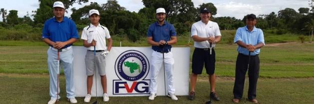 Torneo Amateur en el San Miguel Country Club