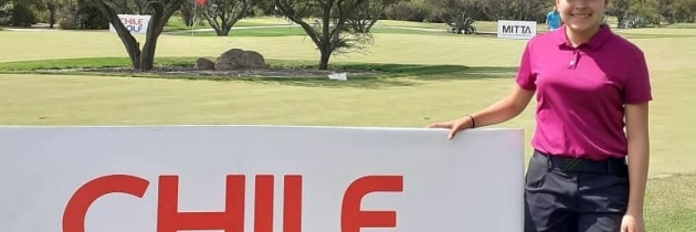 Verónica Rodríguez se impone en Chile