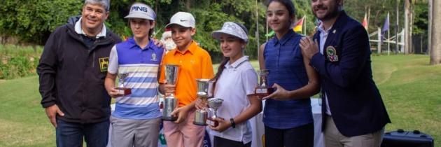 Martínez y Tablante Campeones Nacionales Infantil