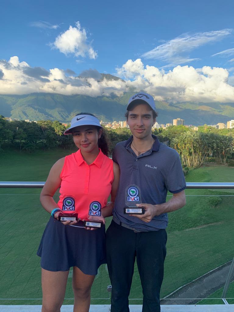 Ivanna Flores y Virgilio Paz se imponen en Valle Arriba