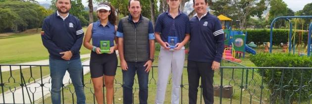 Rocco Saraceni e Ivanna Flores ganadores del Clasificatorio al Sudamericano