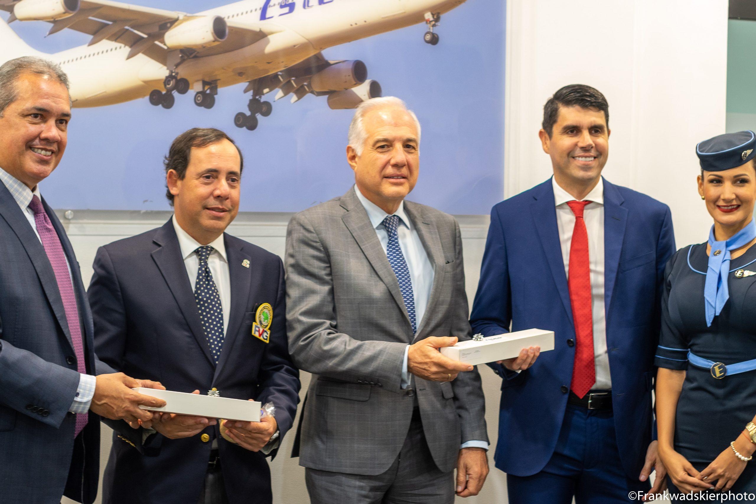 Aerolíneas Estelar  será patrocinador oficial del Abierto de Venezuela
