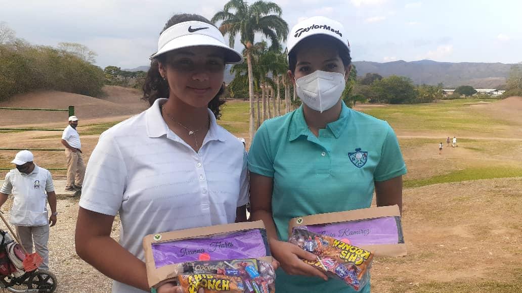 Inició el Torneo Juvenil en el Barquisimeto Golf Club