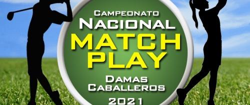 Arrancó el Campeonato Nacional Match Play