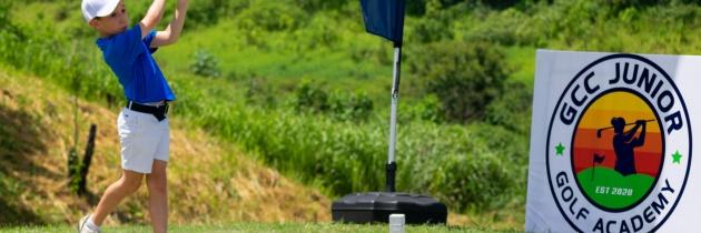 1er Torneo de la Gira de Golf Menor  2021 en GCC