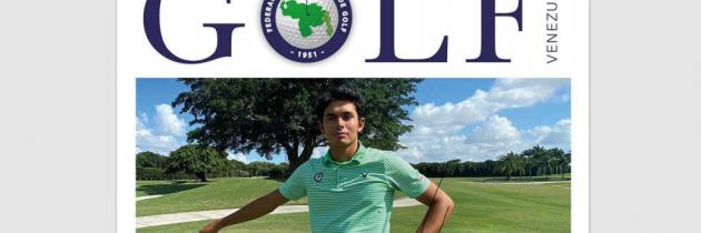 Revista Golf Venezuela 3era edición