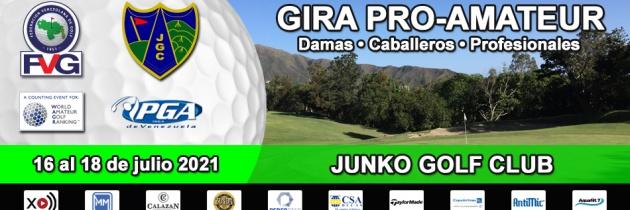 Gira Pro Amateur JGC – Horario