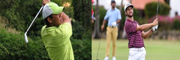 Vegas y Torres continúan su andar en el golf internacional