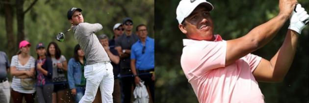 Jorge García y Jhonattan Vegas culminan en sus respectivos torneos