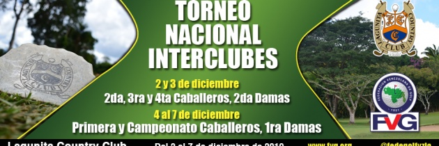 Campeonato Nacional Interclubes