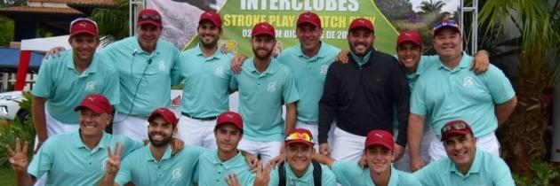 Guataparo Country Club nuevamente campeón del Interclubes