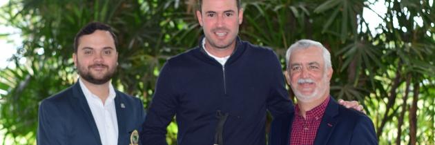 Raúl Sanz se impuso en el primer Mid Amateur del año