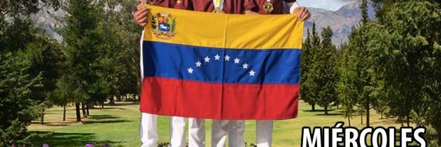 Entrevista a los Campeones del Sudamericano Prejuvenil