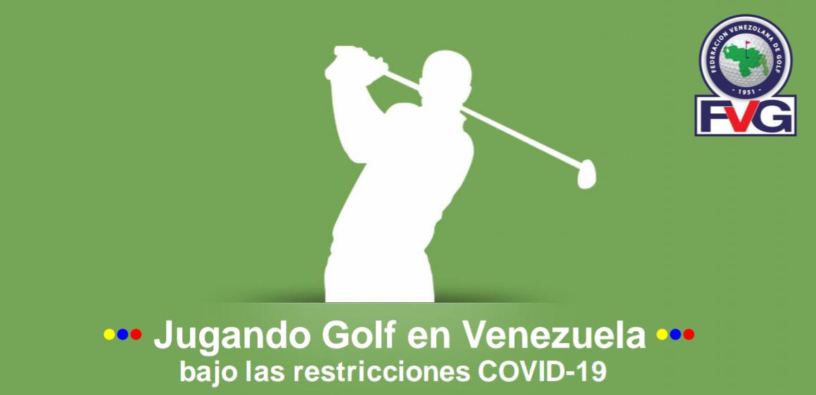Juega al golf garantizando tu seguridad