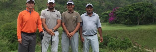Richard Rojas campeón en Los Anaucos