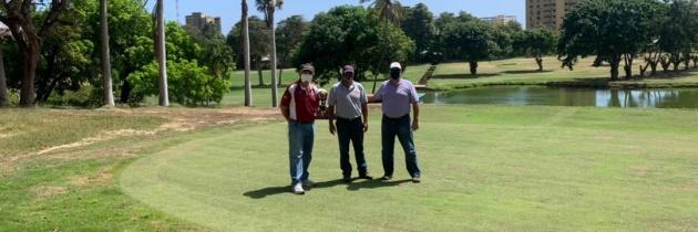 El Caraballeda Golf & Yacht Club albergará nuevamente un torneo de la Federación Venezolana de Golf