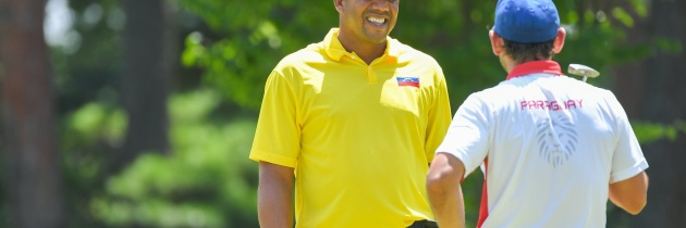 El golf venezolano en Tokio 2020